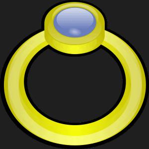 ציור של טבעת